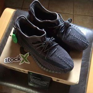 Adidas Boost 350 V2 Black Static